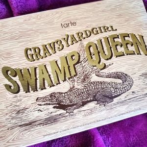 Tarte x GraveyardGirl Swamp Queen Palette